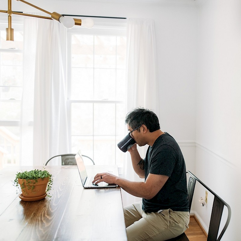 Keep Your Cool: How to Save Energy While Working From Home This Summer
